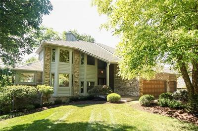 Indianapolis Single Family Home For Sale: 11940 Sand Dollar Circle