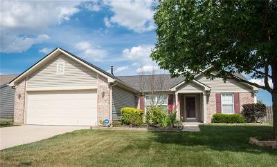 Fishers Single Family Home For Sale: 13293 Westwood Lane
