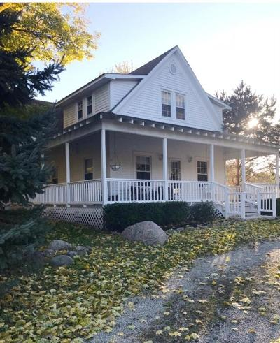 Zionsville Single Family Home For Sale: 7050 South 850 E