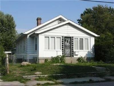 Marion County Single Family Home For Sale: 1401 North Somerset Avenue