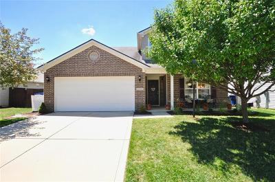 Noblesville Single Family Home For Sale: 12745 Braddock Lane