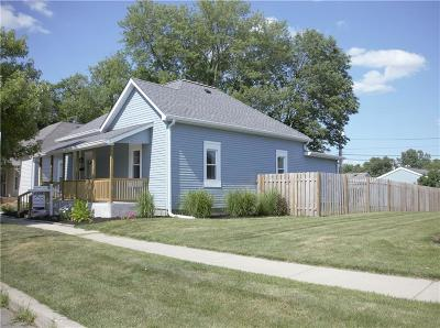 Noblesville Single Family Home For Sale: 1380 South 9th Street