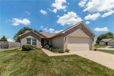 Fishers Single Family Home For Sale: 13409 Fulton Drive