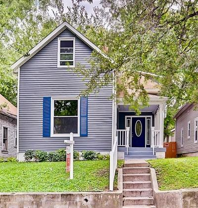 Indianapolis Single Family Home For Sale: 1113 Larch Street