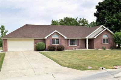 Madison County Single Family Home For Sale: 8734 Carriage Lane