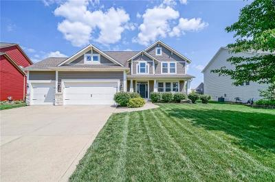 Noblesville Single Family Home For Sale: 15908 Chapel Park Drive E