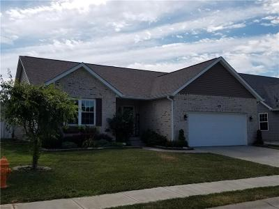 Greensburg  Single Family Home For Sale: 1646 North Nieman Drive