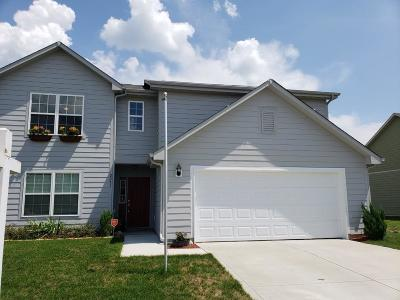 Franklin Single Family Home For Sale: 2253 Hampton Drive