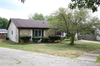 Marion County Single Family Home For Sale: 3617 Daylight Court