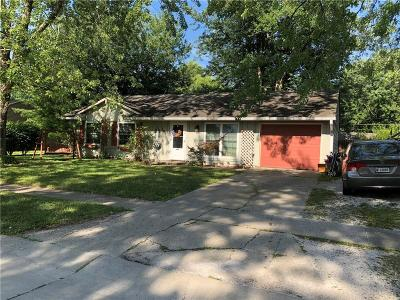 Bargersville Single Family Home For Sale: 249 North Wagon Road