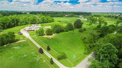 Plainfield Farm For Sale: 5422 East County Road 600 S