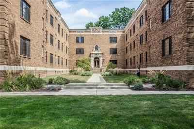 Indianapolis Condo/Townhouse For Sale: 5347 North College Avenue #215
