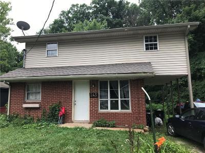 Mooresville Single Family Home For Sale: 245 Lake Hart