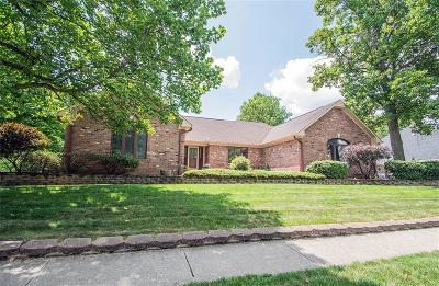 Indianapolis Single Family Home For Sale: 12039 East Admirals Pointe Drive