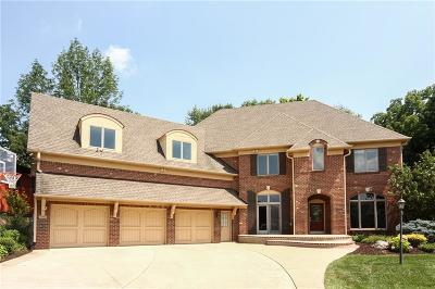 Fishers Single Family Home For Sale: 14724 Thor Run Drive