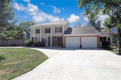 Shelbyville Single Family Home For Sale: 1021 Spring Hill Road