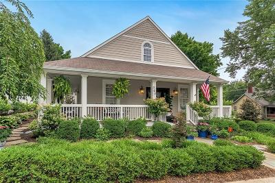 Zionsville Single Family Home For Sale: 360 Linden Street