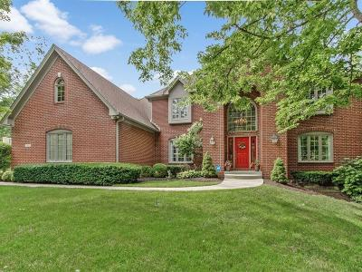 Indianapolis Single Family Home For Sale: 12041 Emerald Bluff