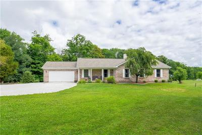 Single Family Home For Sale: 26219 Sanes Creek Road