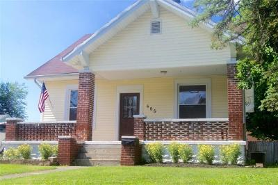 Batesville Single Family Home For Sale: 606 West Pearl Street