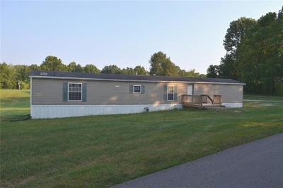 Owen County Single Family Home For Sale: 3198 Dunn Road