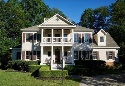 Zionsville Single Family Home For Sale: 11616 Promontory Trail