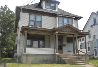 North Vernon Single Family Home For Sale: 15 West Walnut Street