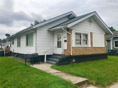 Madison County Single Family Home For Sale: 703 West 22nd Street