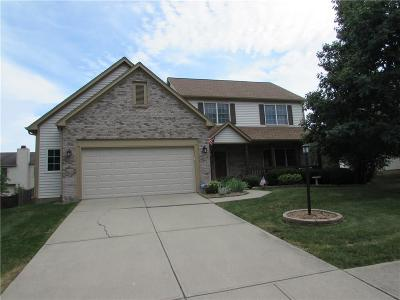 Fishers Single Family Home For Sale: 12255 Limestone Drive