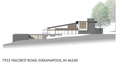 indianapolis Residential Lots & Land For Sale: 7922 Hillcrest Road