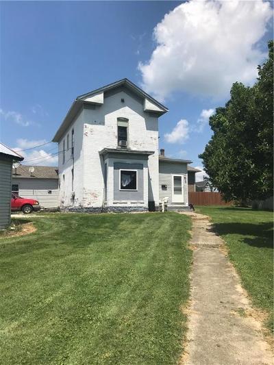Decatur County Multi Family Home For Sale: 622 North Michigan Avenue