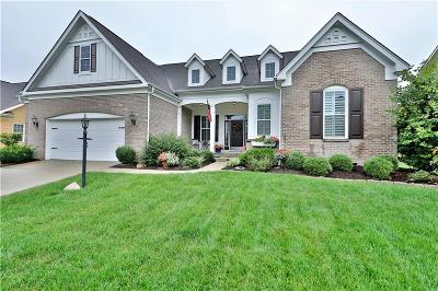 Fishers Single Family Home For Sale: 13812 Heatherfield Drive