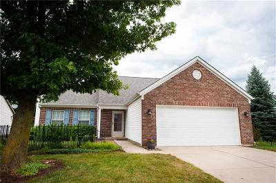 Lawrence Single Family Home For Sale: 6037 Honeywell Drive