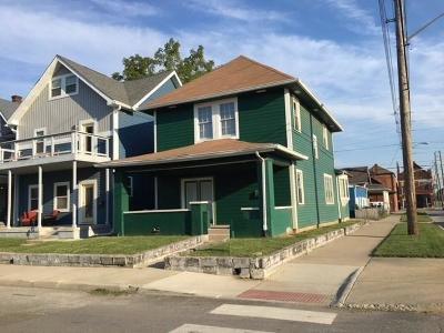 Indianapolis Single Family Home For Sale: 1652 Spann Avenue