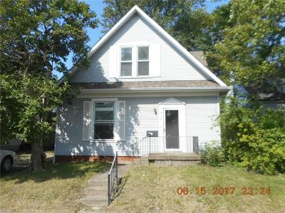 Henry County Single Family Home For Sale: 715 South 14th Street