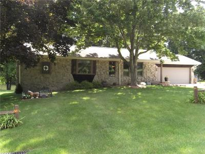 Montgomery County Single Family Home For Sale: 5450 South Lakeshore Drive