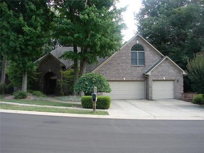 Avon Single Family Home For Sale: 5605 Station Hill Drive