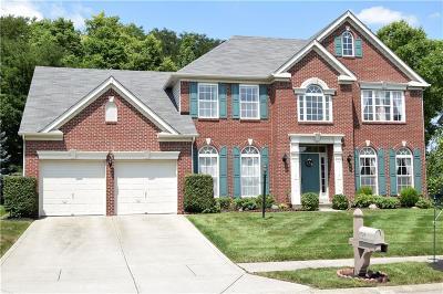 Carmel, Westfield Single Family Home For Sale: 5724 Pebblestone Court