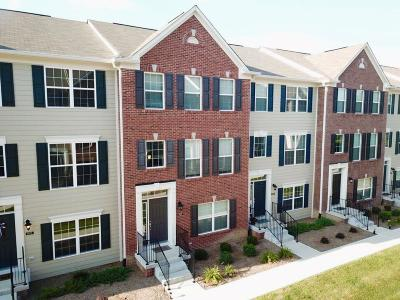 Fishers Condo/Townhouse For Sale: 9077 Demarest Drive