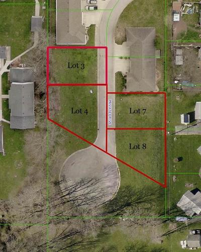 Lebanon Residential Lots & Land For Sale: 611-620 Peper Drive