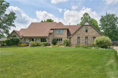 Indianapolis Single Family Home For Sale: 10842 Tenacious Drive