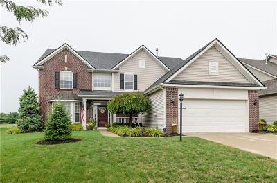 Noblesville Single Family Home For Sale: 16685 Cimarron Pass