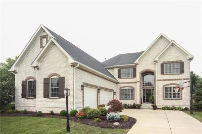 Fishers Single Family Home For Sale: 11285 Rockingham Circle