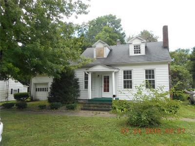 Wayne County Single Family Home For Sale: 8220 Main Street