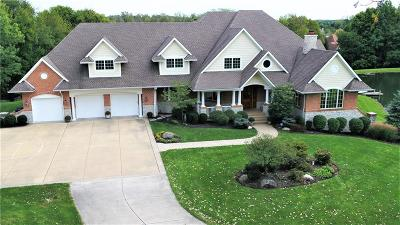 Fishers Single Family Home For Sale: 11090 Geist Road