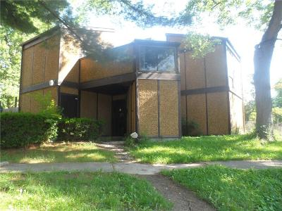 Indianapolis Condo/Townhouse For Sale: 2219 Silver Maple Court