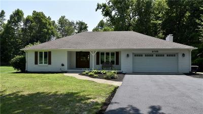 Avon, Avon/indpls Single Family Home For Sale: 5795 East County Road 100 S