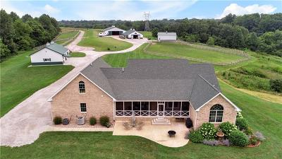 Morgan County Single Family Home For Sale: 7611 West Minor Court