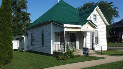 Rushville Single Family Home For Sale: 1037 North Main Street