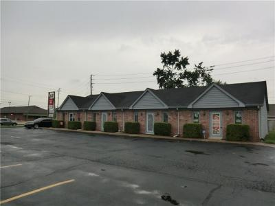 Indianapolis Commercial Lease For Lease: 8823 Madison Avenue